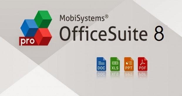 OfficeSuite + PDF Editor v8.6.4939 Apk Miki