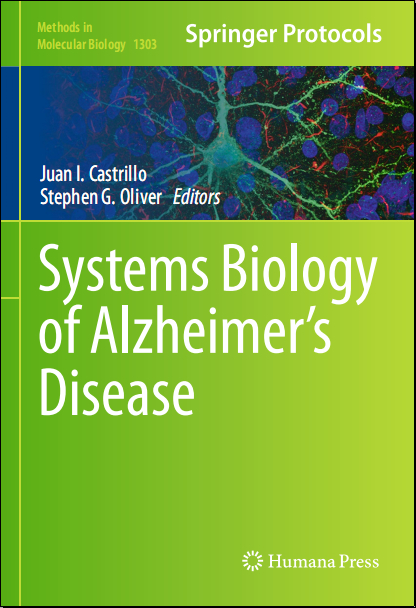Systems Biology of Alzheimer's Disease-Humana Press (2015) [PDF]
