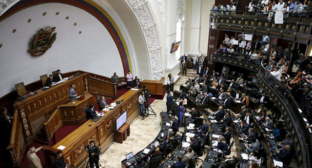 Venezuela repudia arremetida de la derecha que busca socavar el Estado de derecho