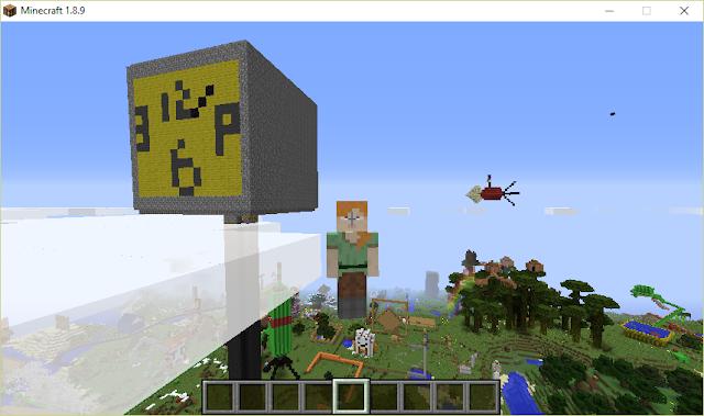 My favourite Minecraft builds