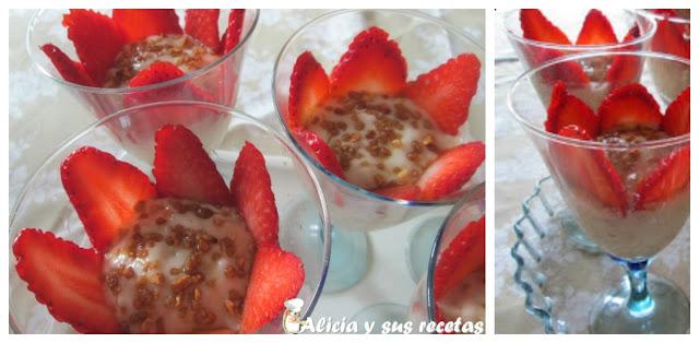 fresas-con-yogur-griego