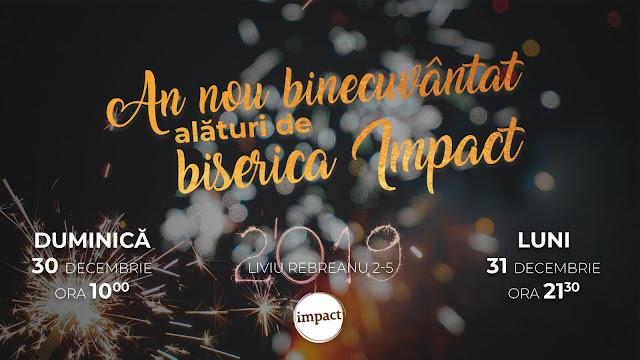 An nou binecuvantat la Biserica Impact Timisoara