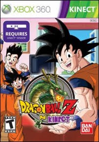 Dragon Ball Z: Kinect (X-BOX360) NTSC
