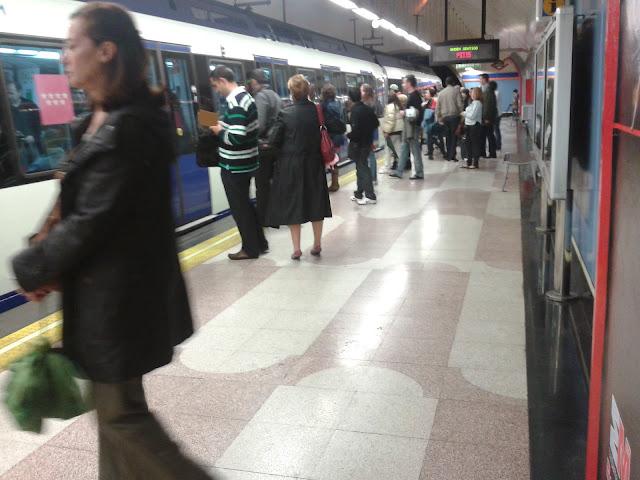 Huelgas de Metro y EMT también en octubre