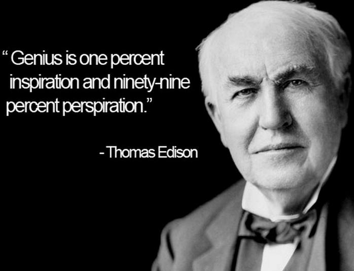 Electricity Thomas Edison Quotes Quotesgram