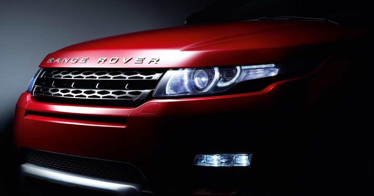 range rover evoque red wallpaper 1080p