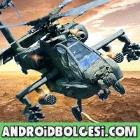 Helikopter Saldırısı 3D Hile