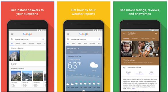Google Now Best Assistant