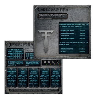 2 Questoris Knight Command Terminals