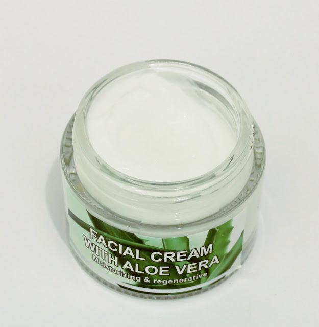 IDC Institute crema facial con Aloe Vera