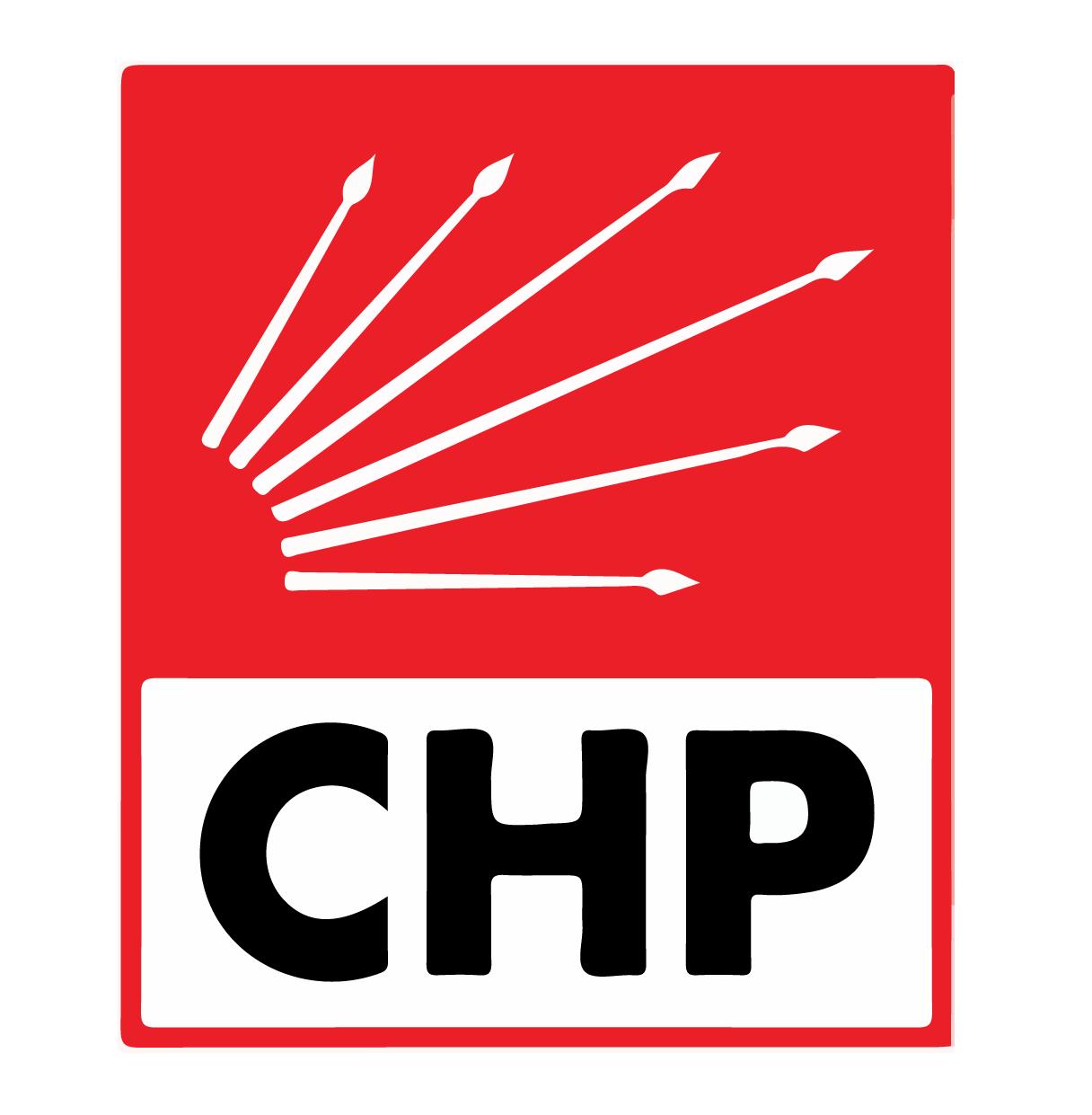 CHP Logo Vektör Çizim