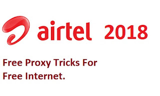 Airtel Free Proxy