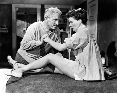 Кэтрин Хепбёрн и Спенсер Трейси: :Любовь на экране и в жизни. 7. «Пэт и Майк», 1952