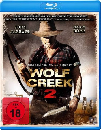 Wolf Creek 2 2013 Dual Audio Hindi Bluray Download