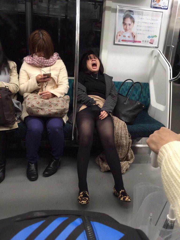 быть подсматривать в метро случае попадания спермы