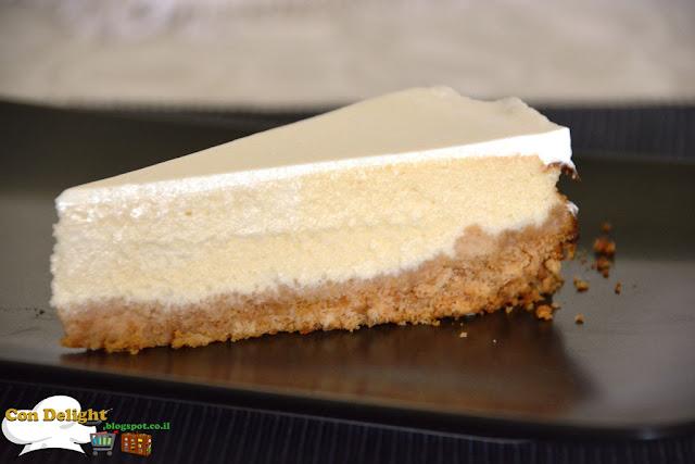 Best ever cheesecake עוגת גבינה מושלמת