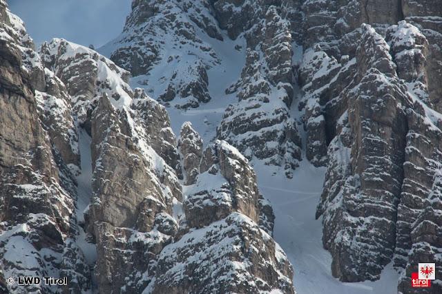 1 Lawine 3 Sichtweisen, LWD Tirol, Malgrubenspitze