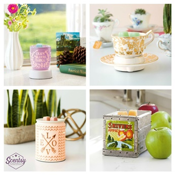 Shop Scentsy ~ Warmers, Bars and more!