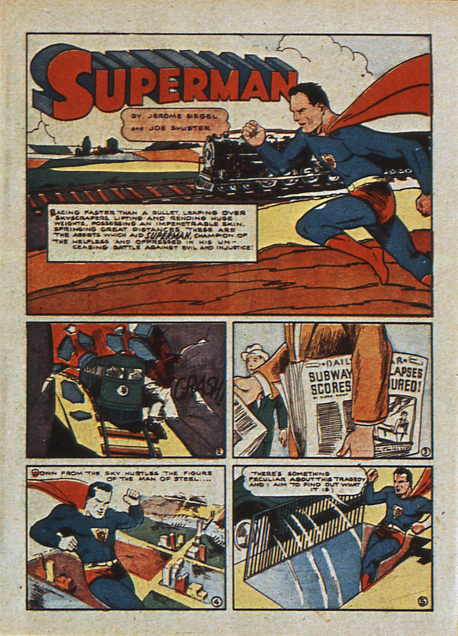 Action Comics (1938) 14 Page 3