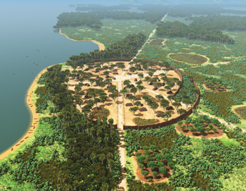 As cidades perdidas da Amazônia - A floresta tropical amazônica não é tão selvagem quanto parece