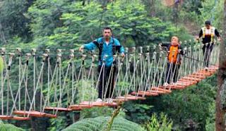 Villa Istana Bunga paling Dekat dengan wisata outbound