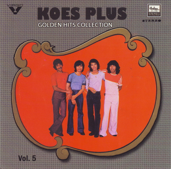 Koes Plus Golden Hits Collection Volume 5 ~ Cover Solutions