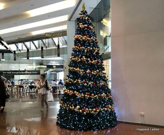 christmas tree decoration sydney