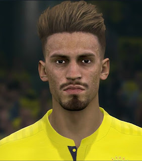 PES 2017 Faces Samu Castillejo by Sameh Momen