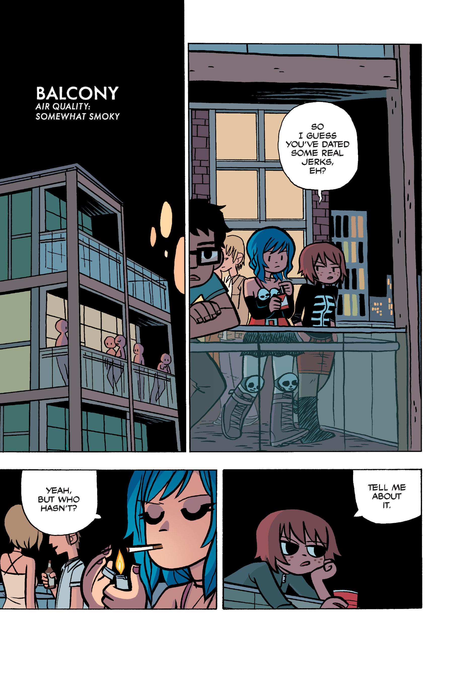 Read online Scott Pilgrim comic -  Issue #5 - 16