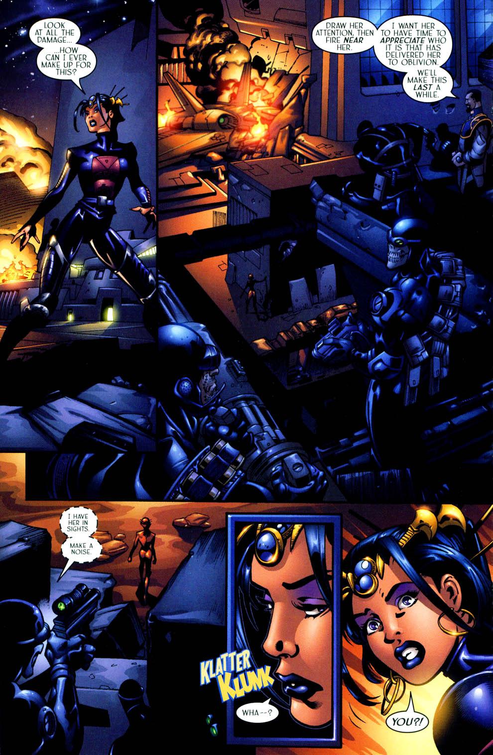 Read online Sigil (2000) comic -  Issue #11 - 15