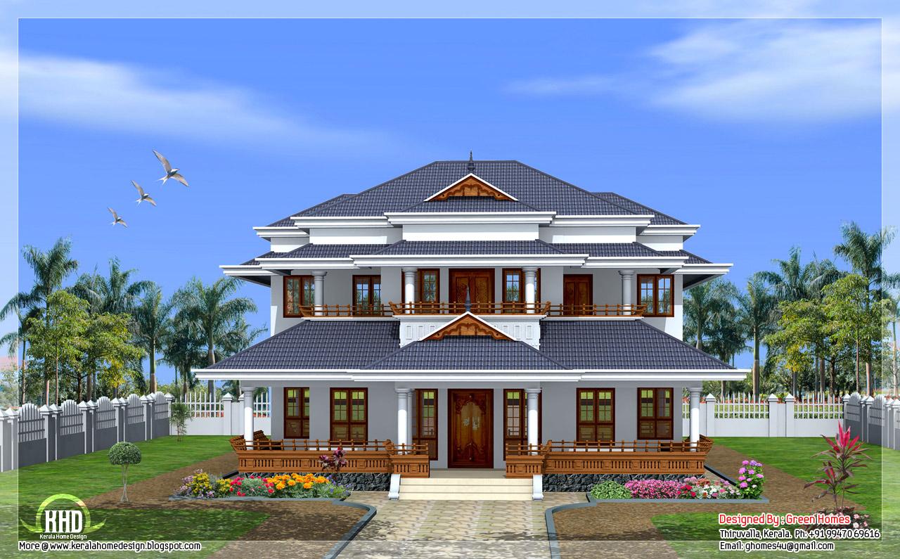 Vastu based traditional Kerala style home | KeRaLa HoMeS
