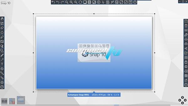 Ashampoo Snap Versión 10.1.0 Español
