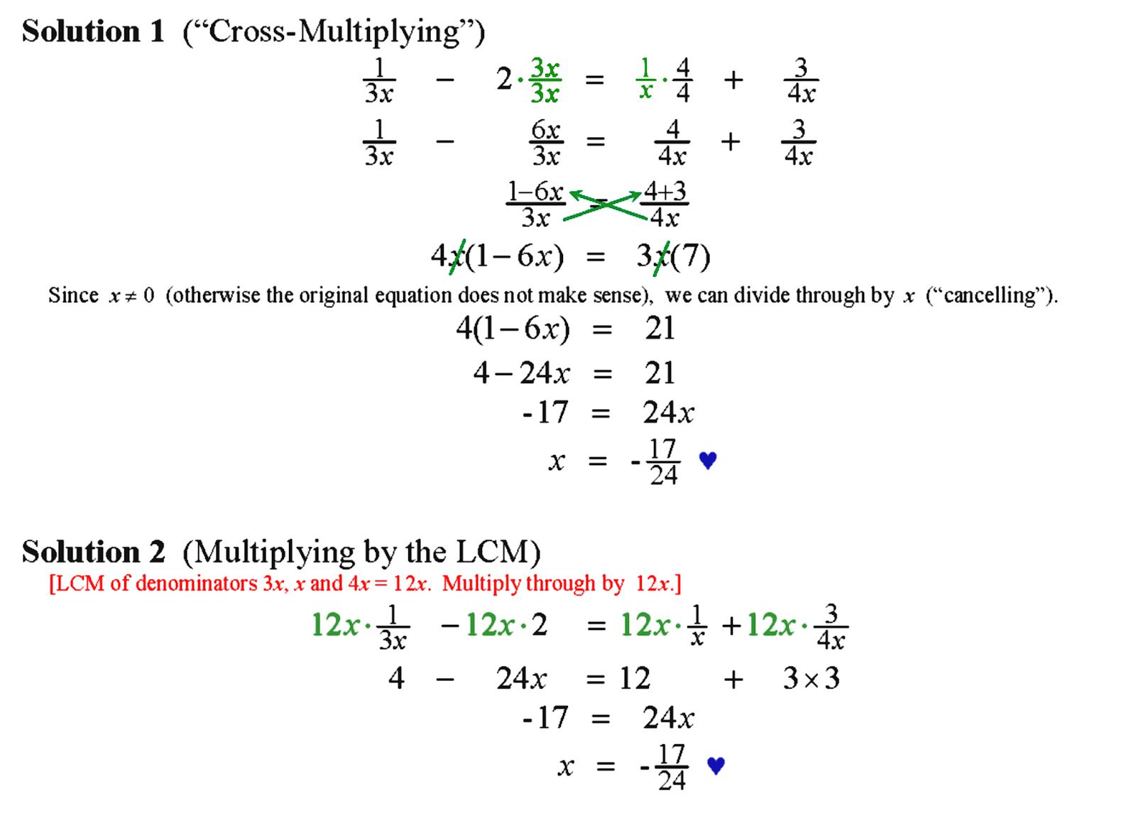 Truly Singaporean Singapore Mathematics S1 Afmlcm Conquering Algebraic Fractions