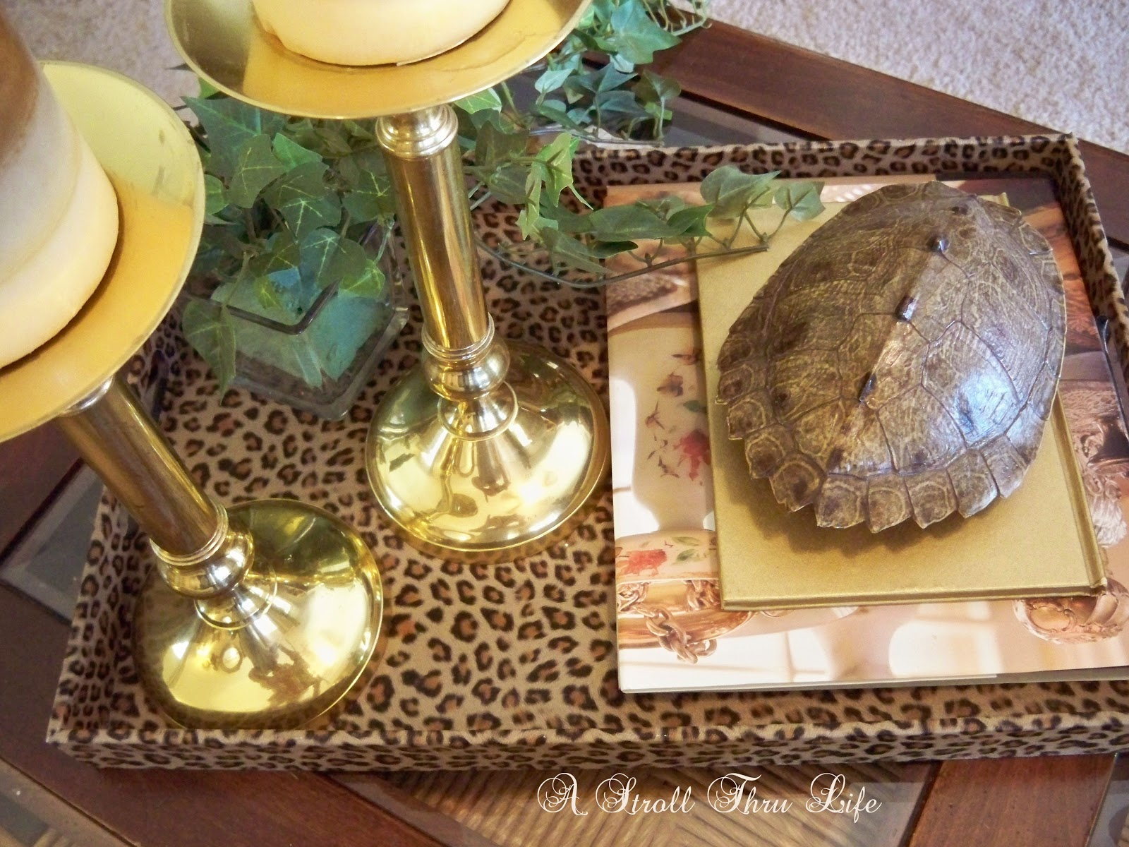 Adding Leopard to your decor