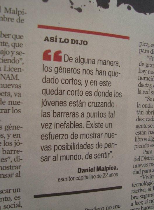 Daniel Malpica