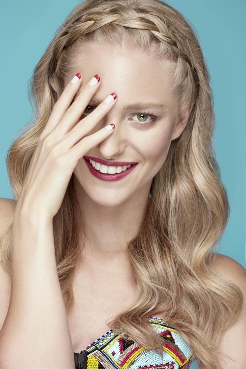 Explicación peinados con trenzas y pelo suelto Fotos de las tendencias de color de pelo - La moda en tu cabello: Lindas trenzas con el pelo suelto ...