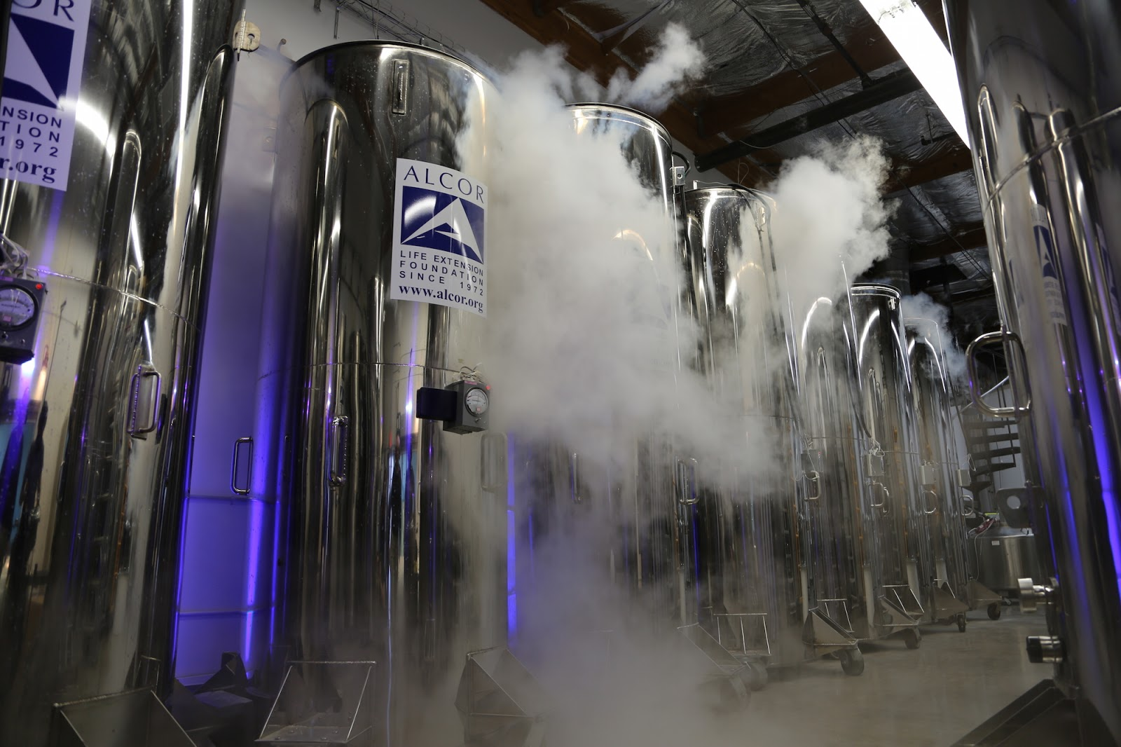 cryonics, Alcor Life Extension Foundation