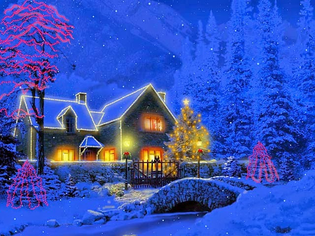 Free Animated Christmas Wallpaper Downloads