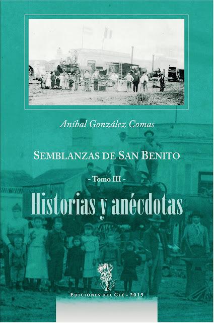 Resultado de imagen para SEMBLANZAS DE SAN BENITO TOMO III HISTORIAS Y ANÉCDOTAS