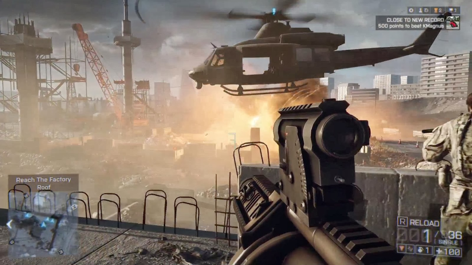 Battlefield 4 (2013) pc evolvedside. Com.