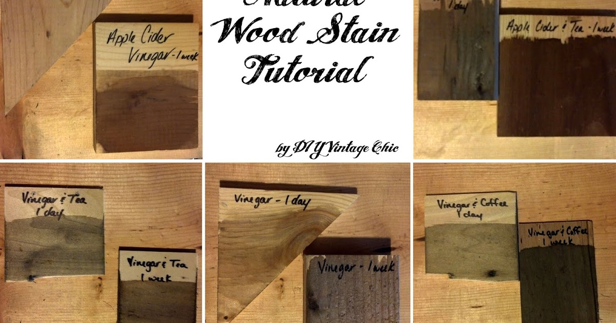 Vinegar And Steel Wool On Pine Floor