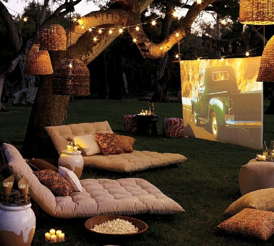 Outdoor Dining & Parties: Part I