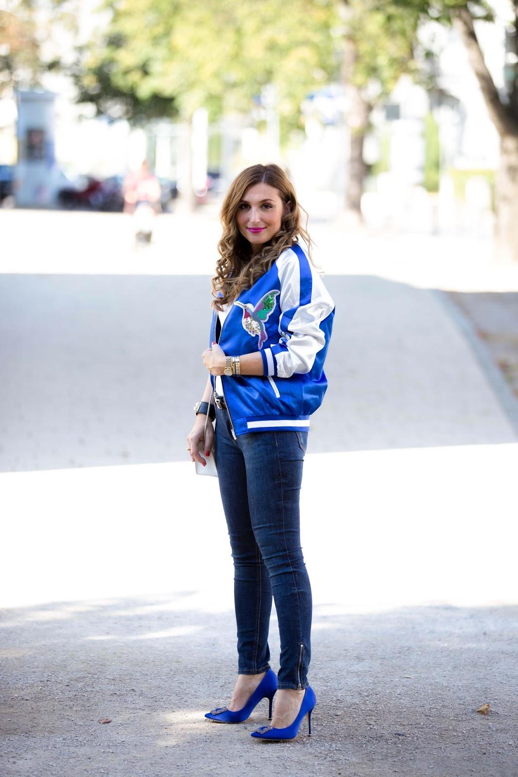 SHEINSIDE Jacke- Fashionstylebyjohanna -Blogger aus Frankfurt