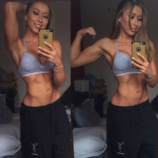 Fitness Model GINA HUNT