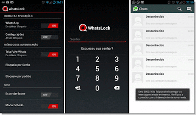 WhatsLock Android