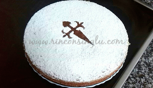 tarta de santiago sin gluten