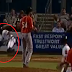Braves minor leaguer takes embarrassing stumble after striking out (Video)