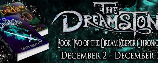 The Dreamstone Blog Tour and Giveaway