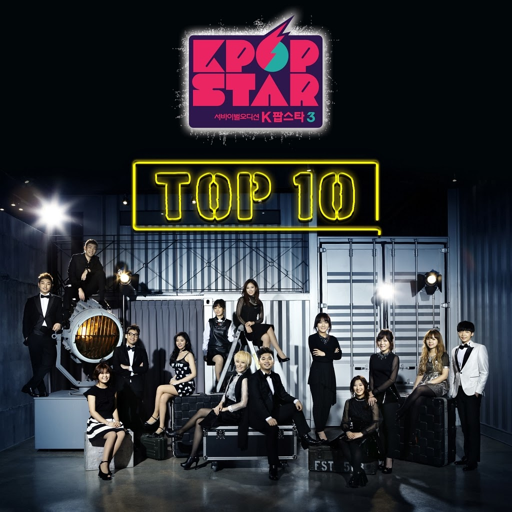Various Artists – Kpop Star Season 3 Top 10 Part.1