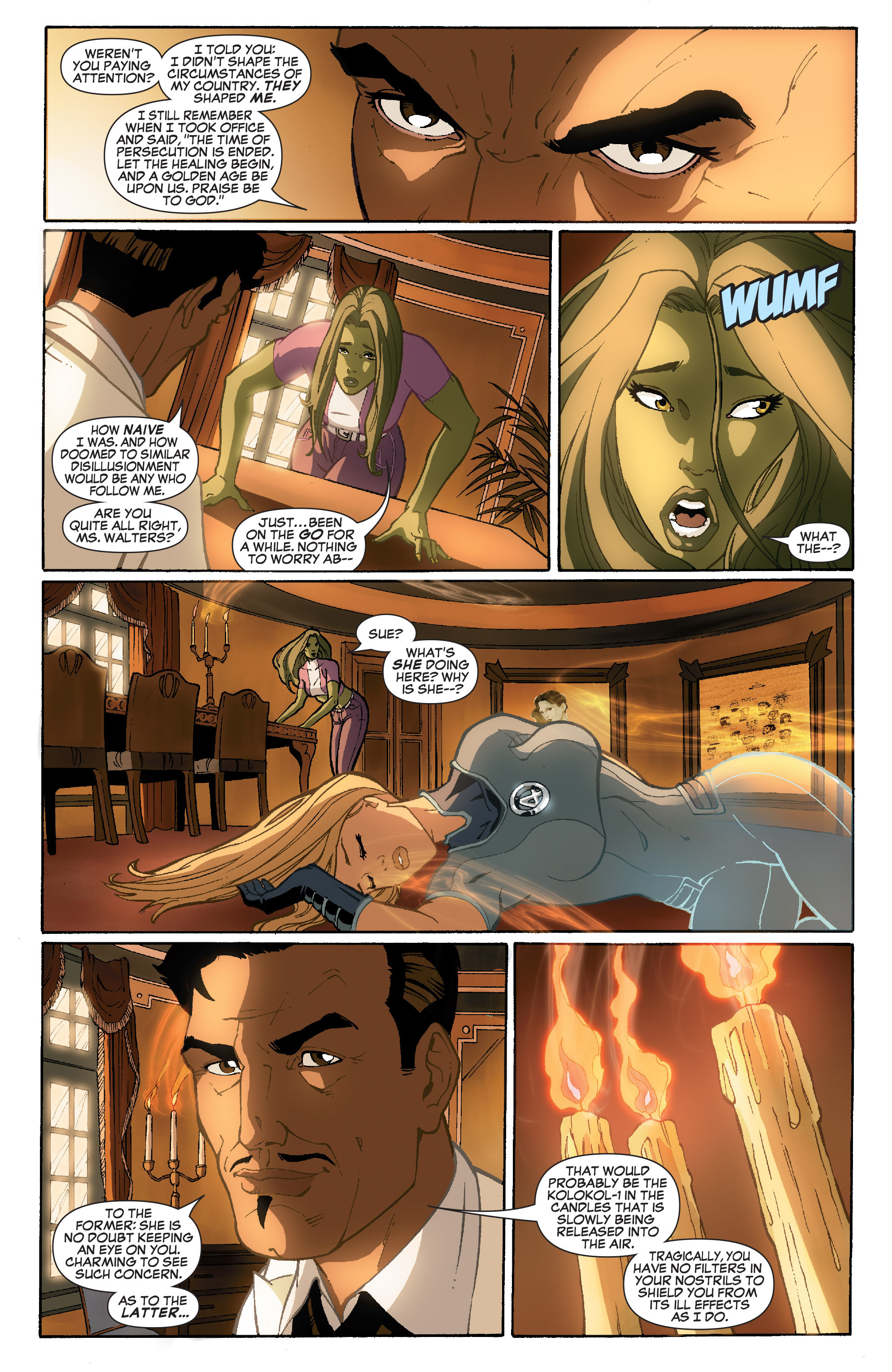 Read online She-Hulk (2005) comic -  Issue #36 - 8